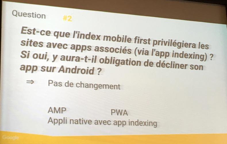 index mobile first favoriser app indexing
