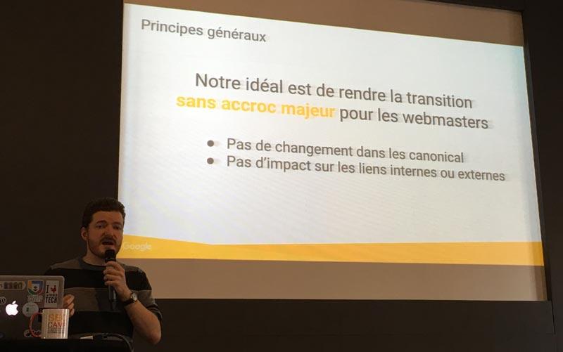 vincent courson message au webmaster passage index first mobile