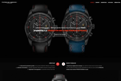 reference porsche design timepieces